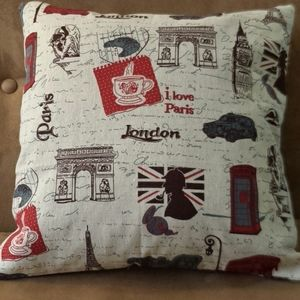 Other - Home Accent Pillow Zip Covers